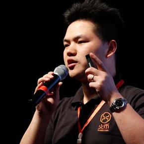杜均 - 火币网创始人兼CMO