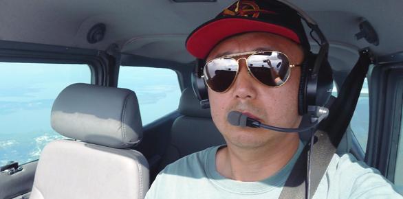 杜鹏 - 九天之翼滑翔有限公司总经理